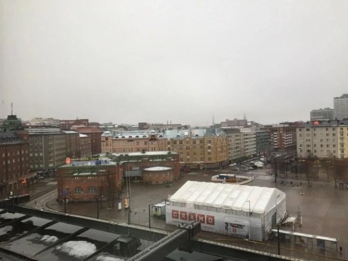 ヘルシンキ「Cumulus City Hakaniemi Helsinki」(バルト三国②)