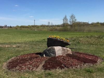 十字架の丘(バルト三国11:ラトビア〜リトアニア)