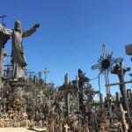 リガ~シャウレイ(十字架の丘)~ビリニュス【バルト三国・ラトビア~リトアニア】