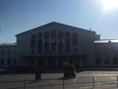 ビリニュスからモスクワ、成田へ(バルト三国14:リトアニア:ロシア)