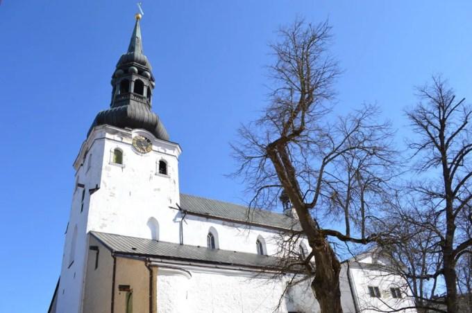 トームペア:タリン旧市街:タリン街歩き午前(バルト三国④:エストニア:タリン)
