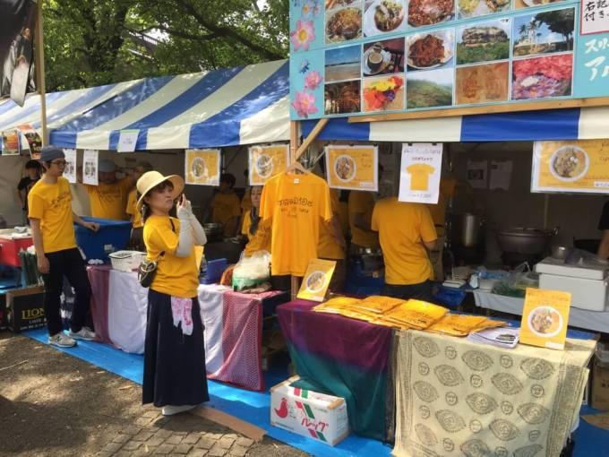 スリランカフェスティバル2017