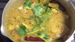 【レシピ】リベンジした「サンバル」、大成功しました!(南インド料理)