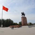緑溢れるのんびりとしたキルギスの首都「ビシュケク」街歩き【キルギス旅⑧】