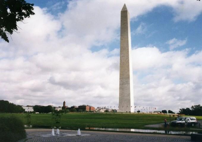 アメリカ、ワシントンDC