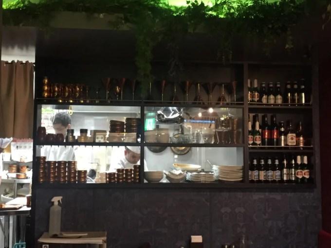 銀座一丁目、バンゲラズキッチン