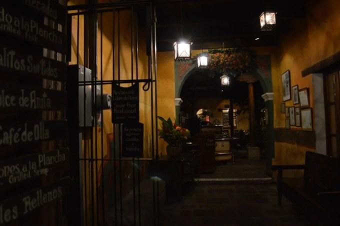 Fonda de la Calle Real【グアテマラ⑤:パナ~アンティグア】