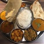 『ミナミキッチン』★ミールスがうまい!在住インド人御用達の南インド料理店@西大島