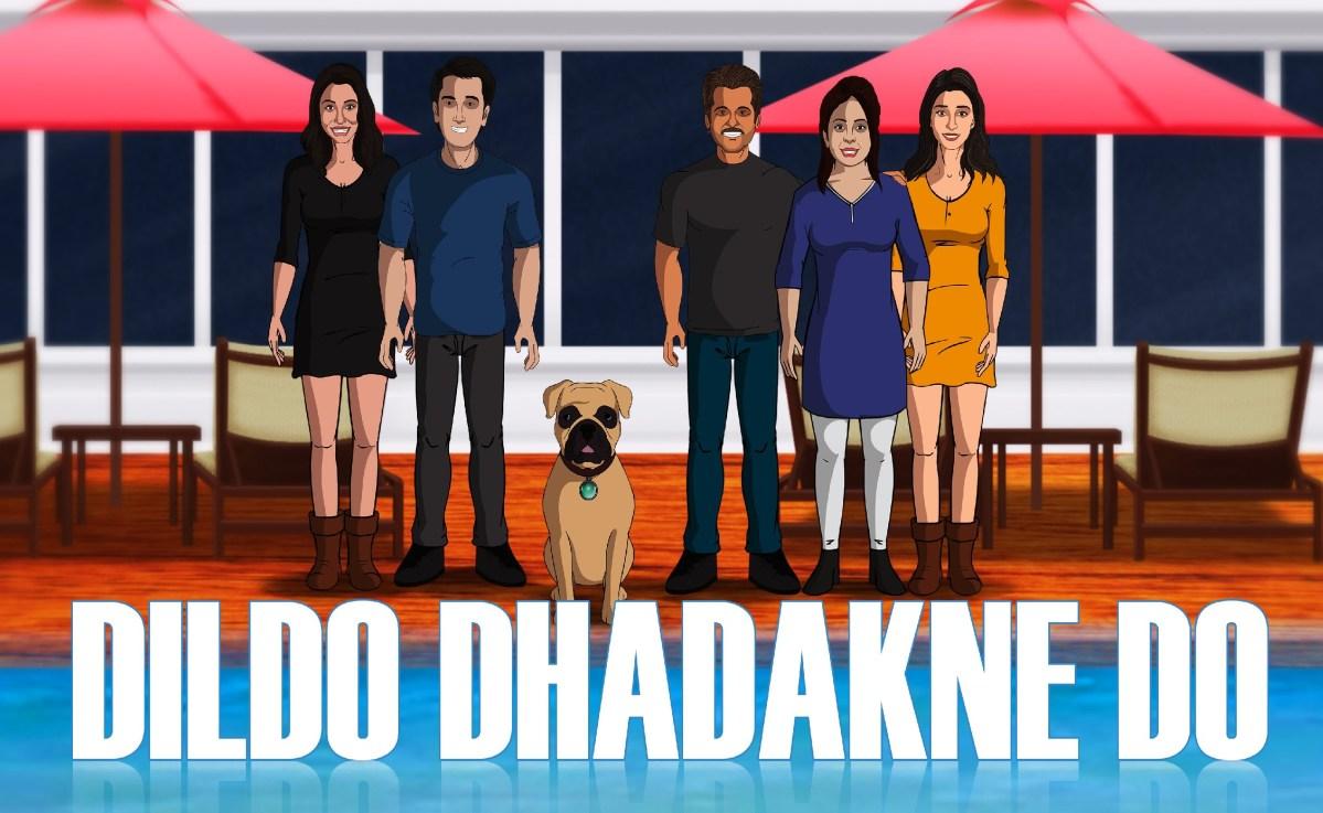 Dil Dhadakne Do Spoof    Shudh Desi Endings   ExcitingAds !