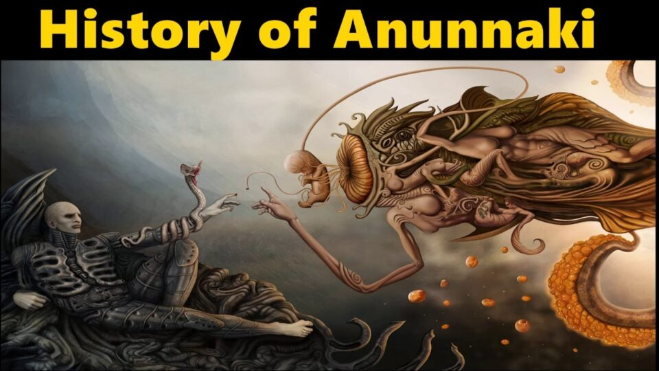 (52) The History of the Anunnaki ~ The 14 Tablets of Enki - YouTube