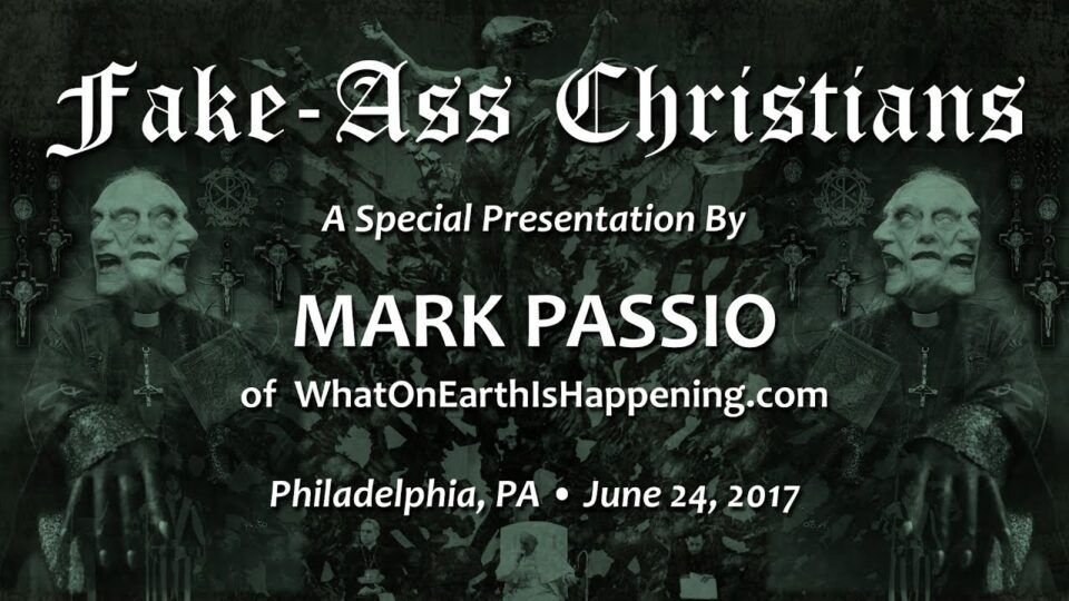 Mark Passio - Fake-Ass Christians - Part 1 of 2 - YouTube