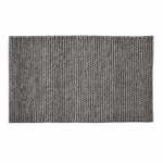 3' x 5' Braided Wool Rug in Platinum | Parachute