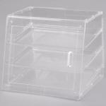 Cal-Mil 1011-S Three Tier U-Build Classic Pastry Display Case - 19 1/2 x 17 x 16 1/2