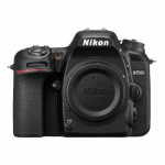 Nikon D7500 DX-Format Digital SLR Camera - Body Only