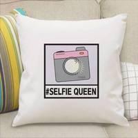 #Selfie Cushion