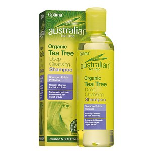 Australian Tea Tree Shampoo Reinigend