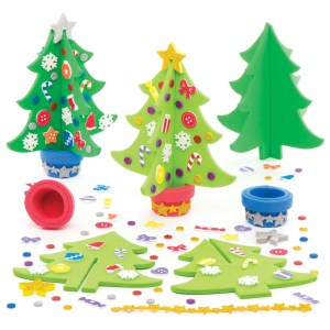 Christmas Tree Kits (Pack of 4)