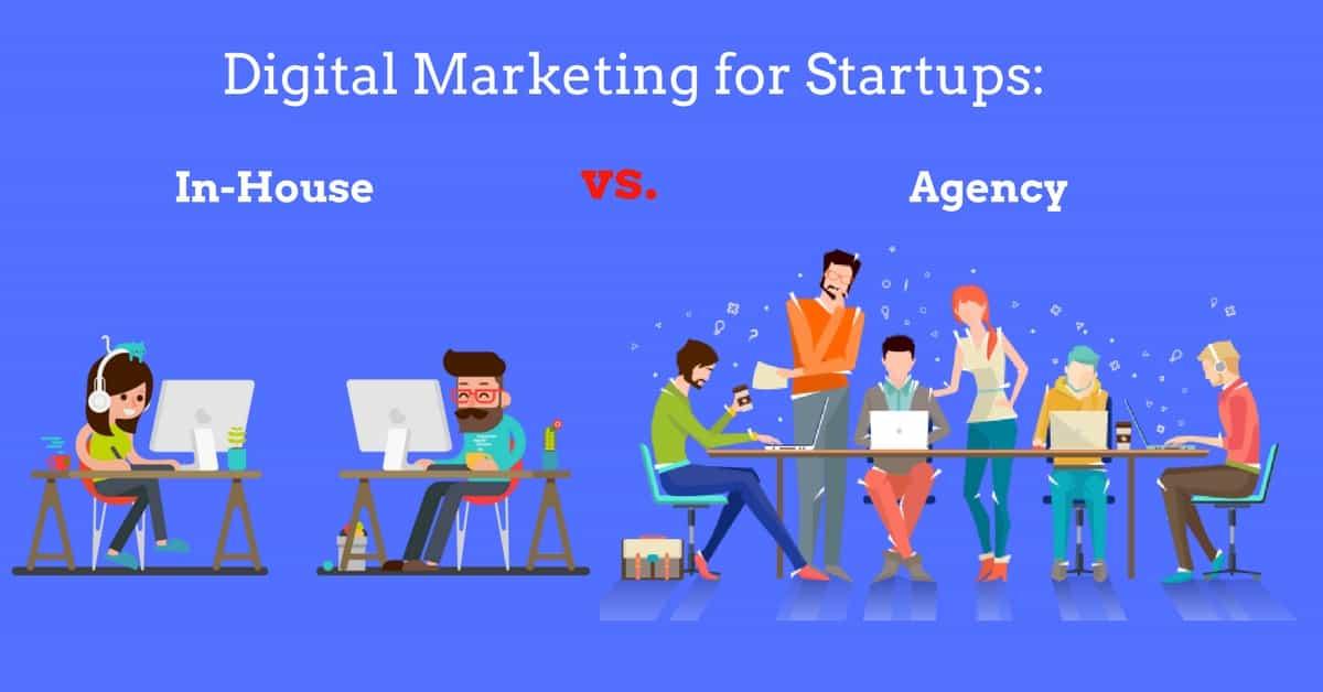 digital marketing agency vs in-house