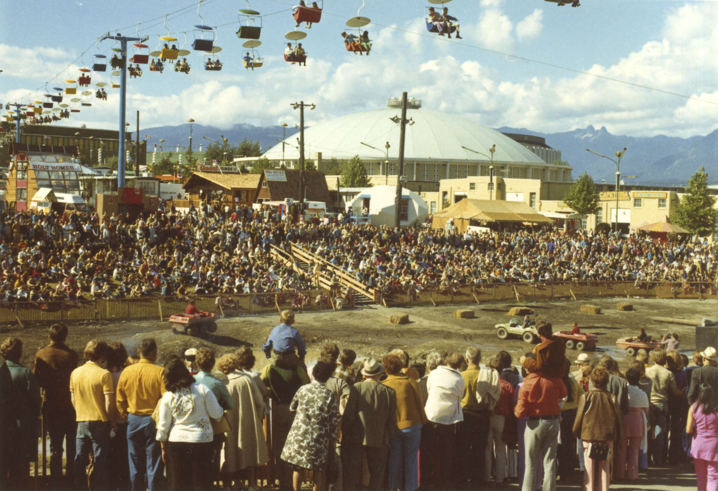 The Best Old PNE Photos 19141980  Vancouver Blog Miss604