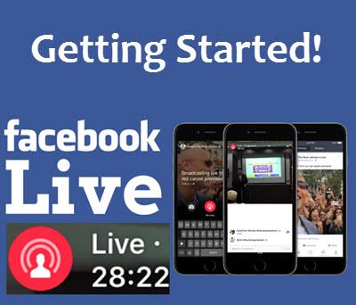 A Tour of Facebook LIVE!