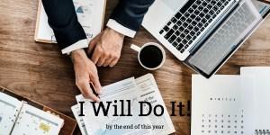 business goals done