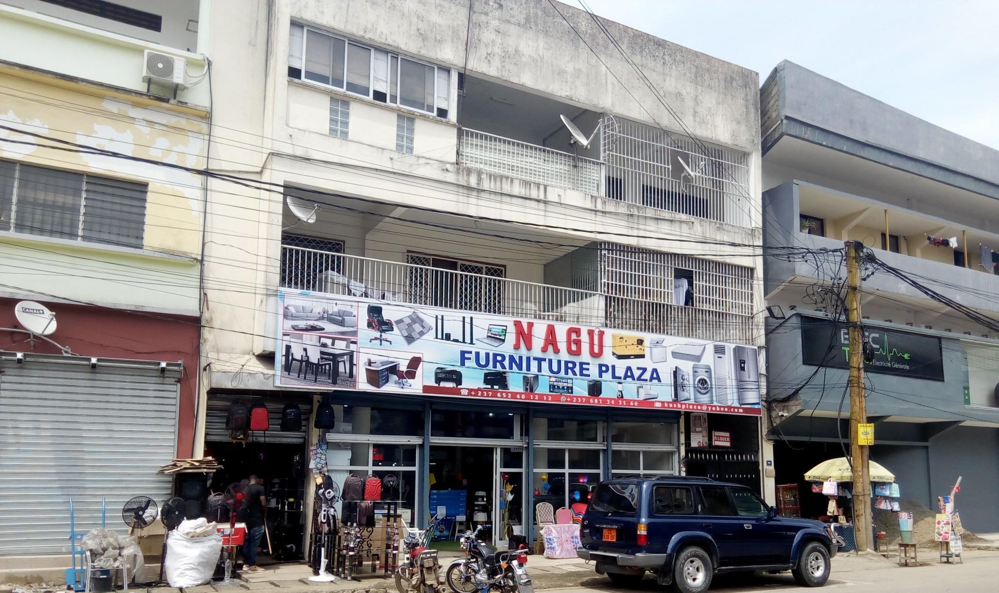 NAGU FURNITURE PLAZA Akwa Douala Cameroun – NNG01