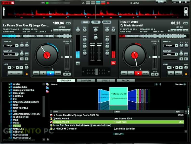 Available Version Of Virtual DJ Pro Crack