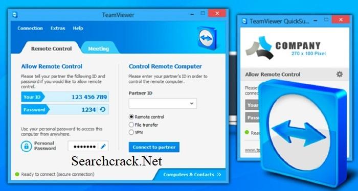 TeamViewer Crack + Chave de licença gratuita