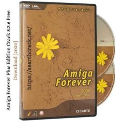Amiga Forever 9.1.2.0 Crack Free Download [Edition 2021]