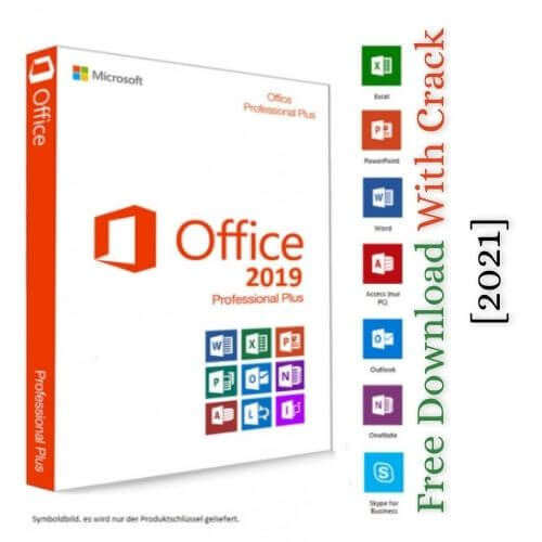 Microsoft Office 2019 Crack With Product Key