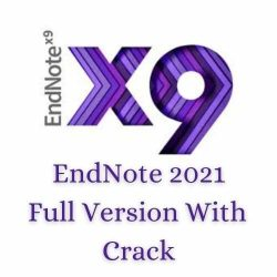 EndNote Crack 9.3.3X With Free Product Key [Latest 2021]