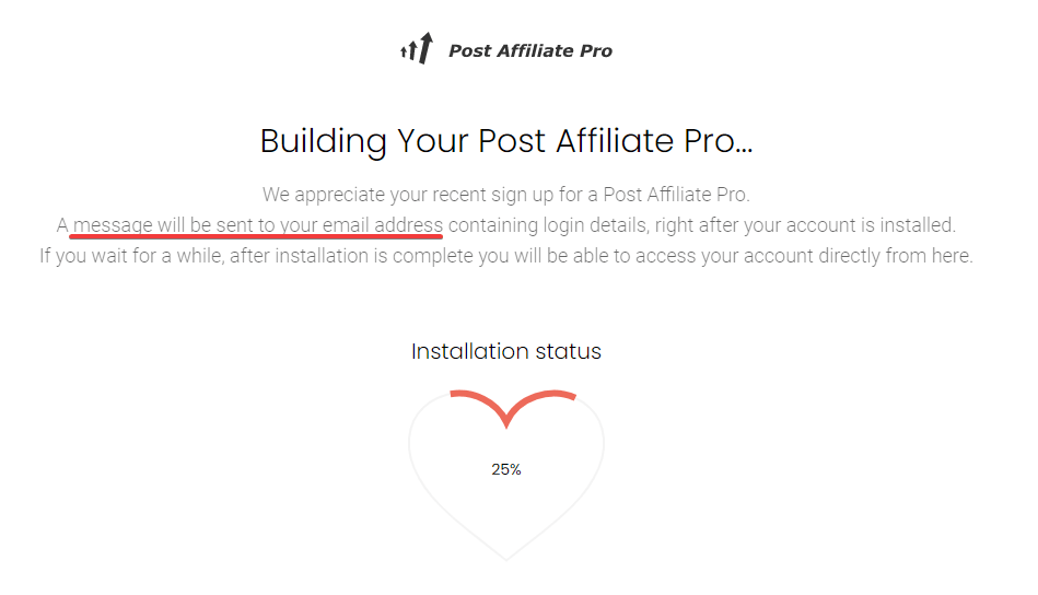 Post Affiliate Pro Free Trial, Post Affiliate Pro account