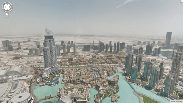 Dubai Street View