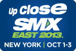 SMX East - Up Close Logo