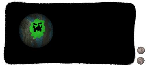 Google Logo Green Goblin