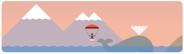 Google Parachute Logo4