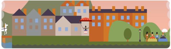 Google Parachute Logo5