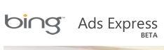 bing ads express logo