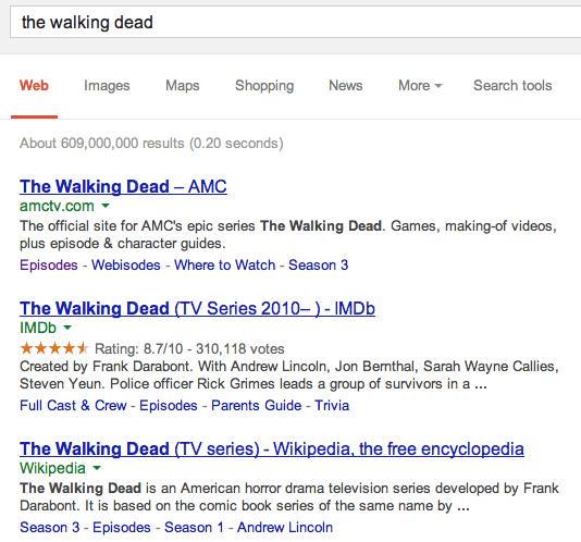 google-experiment-removes-urls