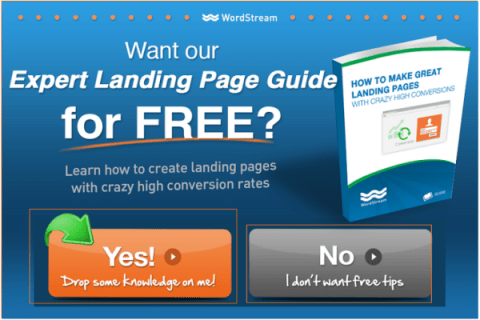 Expert landing page guide