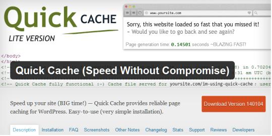 QuickCache