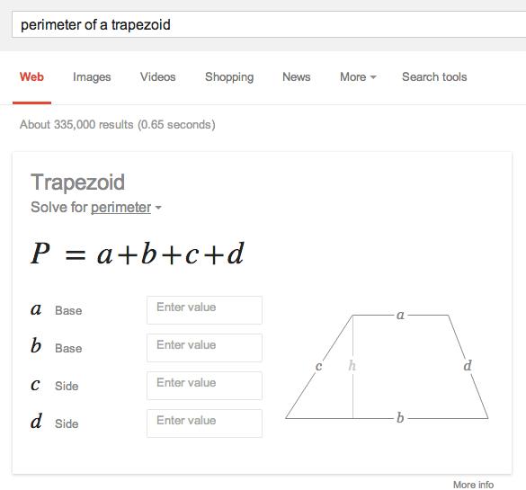 google-geometry