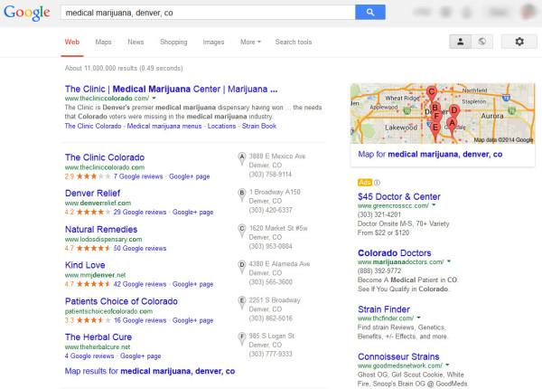 Medical Marijuana Search Results - Google