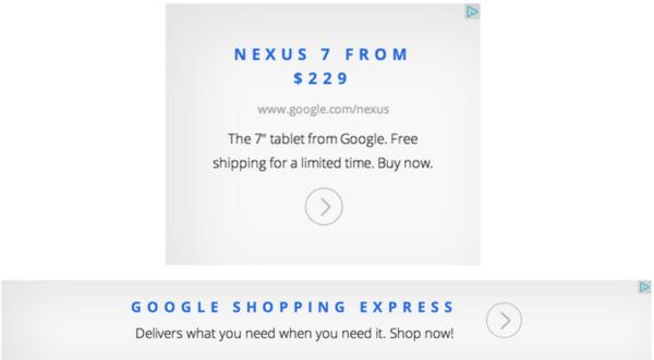 Google AdSense Magazine Ads