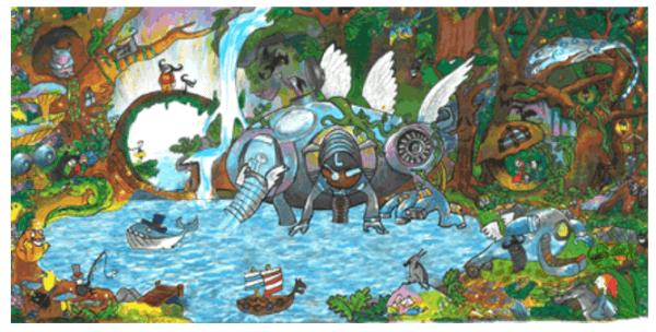 Google Doodle Winner 2014