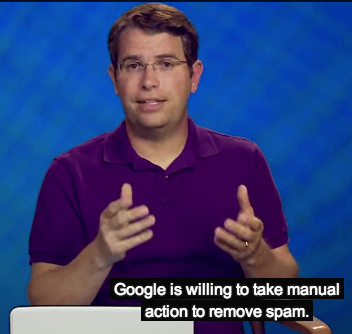 Matt Cutts, Google's Head of Webspam, Explains