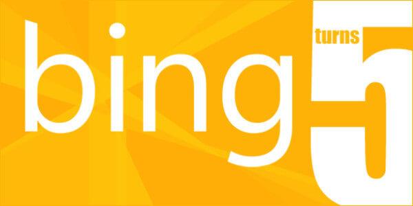 Bing 5th Birthday