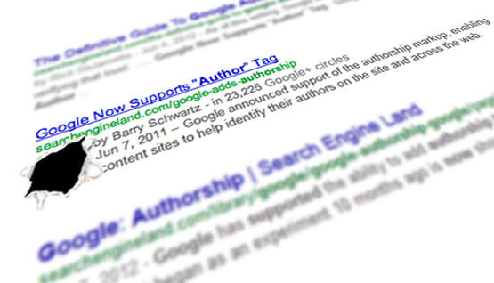 Google Author Icons Gone