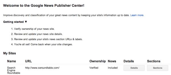 google-news-dashboard