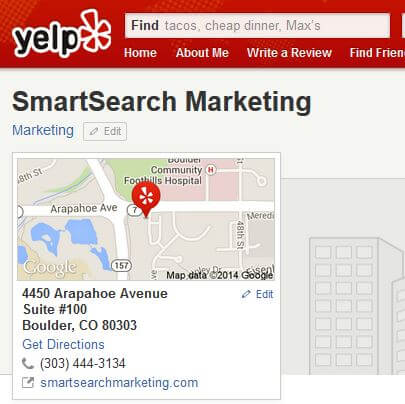 SmartSearch Yelp